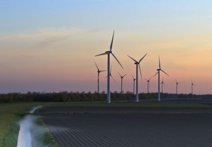 commercial Wind Turbine services company kansas