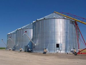 Grain Storage Systems Kansas