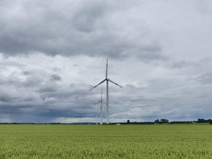Wind Turbine Installation services kansas