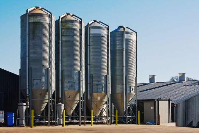 grain storage company