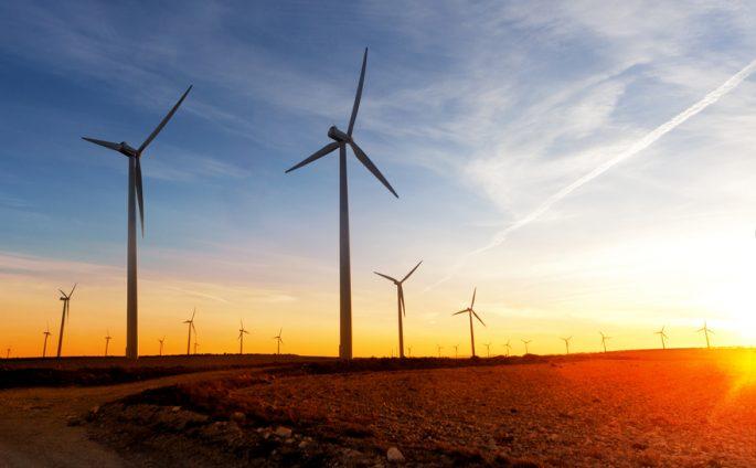 wind turbines installation kansas