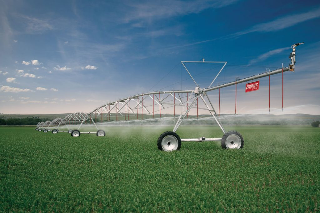 Commercial Irrigation Systems Kansas