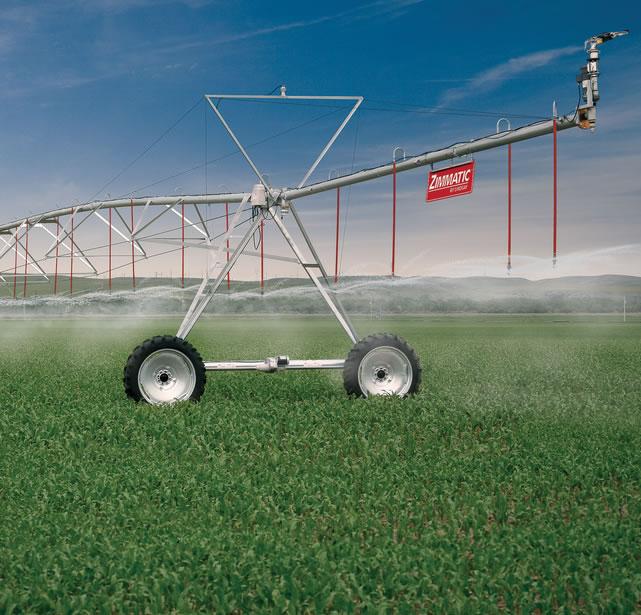 Commercial Irrigation Parts & Service