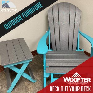 Kanyon Adirondack Chairs