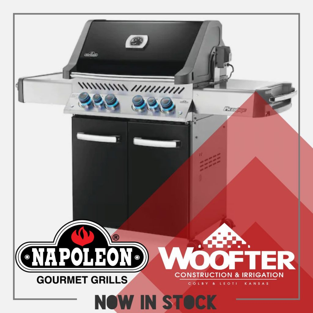 Napoleon Grills at Woofter